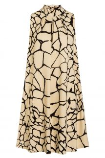Ana Alcazar Trapeze Dress Zaboy