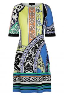 Ana Alcazar Short Sleeve Dress Zinis