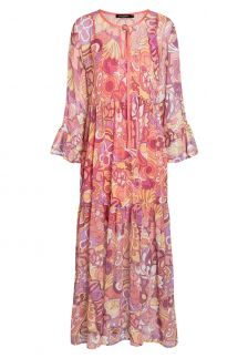 Long Boho Dress Cawea