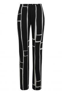 Ana Alcazar Pants Vimene Black