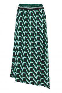 Ana Alcazar Skirt Vabuwa Green