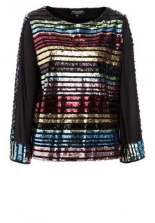 Ana Alcazar Black Label Lovertje Top Ruby