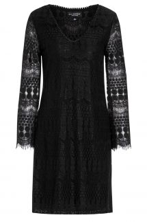 Ana Alcazar Tunic Dress Sanice Black