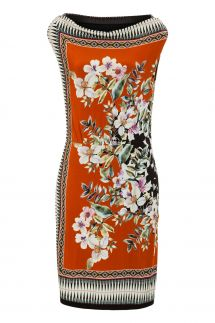 Ana Alcazar Flower Dress Marifey