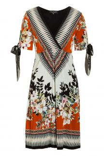 Ana Alcazar Jersey Dress Marifa