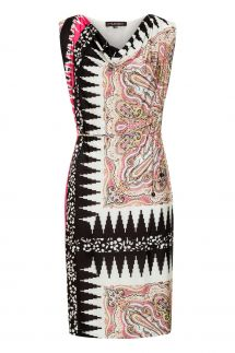 Ana Alcazar Paisley Dress Medissa