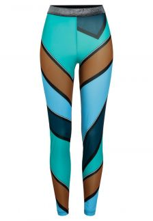 Ana Alcazar Leggings Niktim Multicoloured