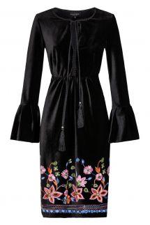 Ana Alcazar Velvet Dress Kloepatris