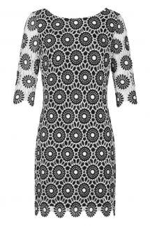 Ana Alcazar Tunic Lace Dress Fleurory
