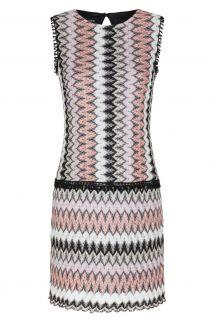 Ana Alcazar Ajour A-Shaped Dress Fendores