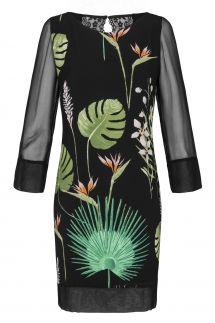 Ana Alcazar Long Sleeve Dress Fidelia