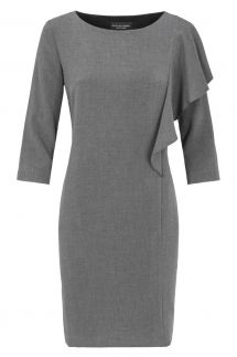 Ana Alcazar Volant Dress Dissey