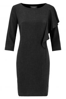 Ana Alcazar Volant Dress Diwey