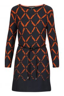 Ana Alcazar Longtop Prasea Blau-Orange