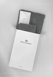 Cadeauset CLOUD sjaal + beanie + € 50 voucher