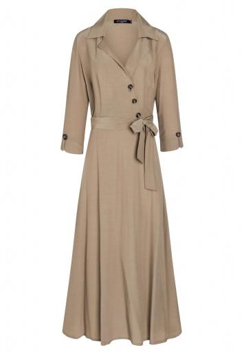 Ana Alcazar Wrap Dress Akina