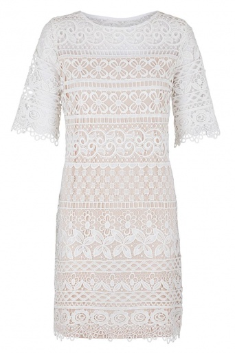 Ana Alcazar Tunic Dress Gwyn