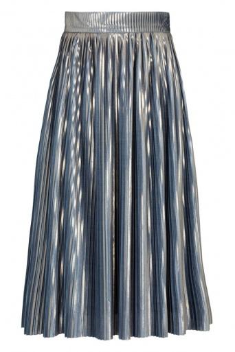 Ana Alcazar Plissee Skirt Kaleyda