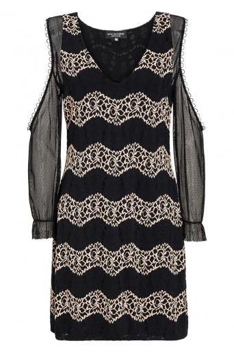 Ana Alcazar Crochet Dress Leandry