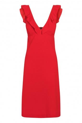 Ana Alcazar Flamenco Kleid Sawona Red
