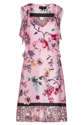 Ana Alcazar Frill Dress Selinta