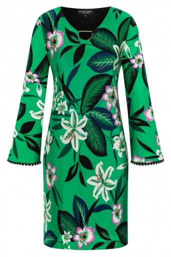 Ana Alcazar Tunic Dress Temona