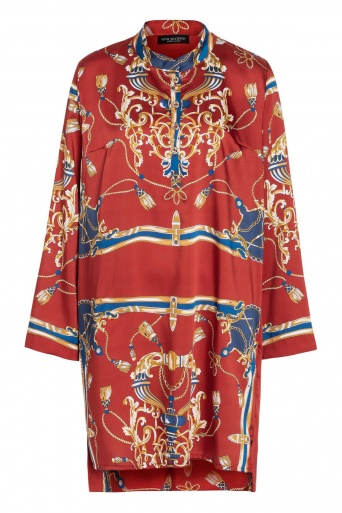 Ana Alcazar Blouse Dress Vadjone