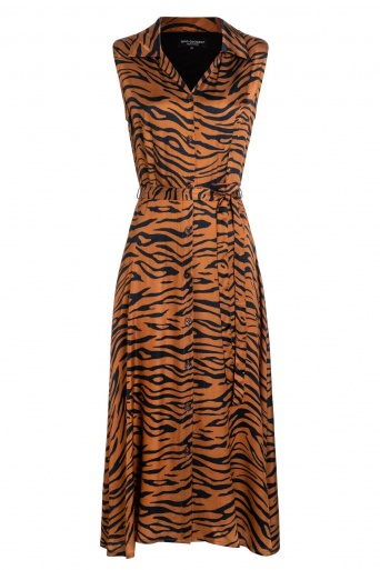Ana Alcazar Blouse Dress Zetam