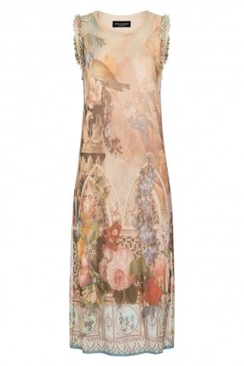 Ana Alcazar Sleeveless Dress Zidy