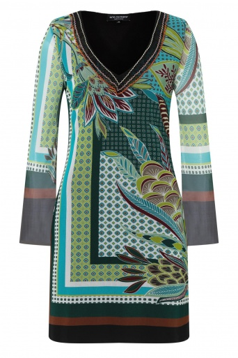 Ana Alcazar Long Sleeve Dress Zifyl