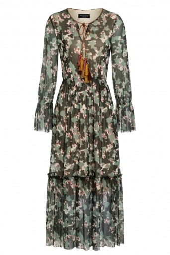 Ana Alcazar Maxi Dress Zigol