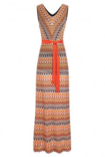 Ana Alcazar Maxi Dress Zunis