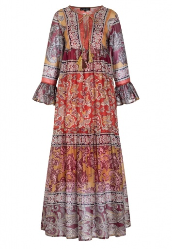 Ana Alcazar Maxi Boho Dress Apmel