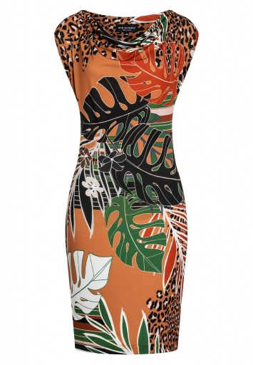 Ana Alcazar Waterfall Dress Atere