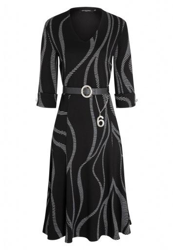 Ausgestelltes Kleid Beole