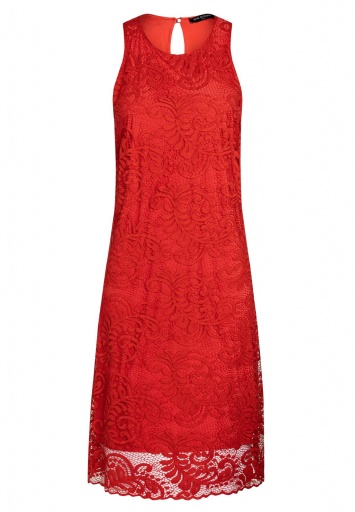 A-Linien-Kleid Cafly