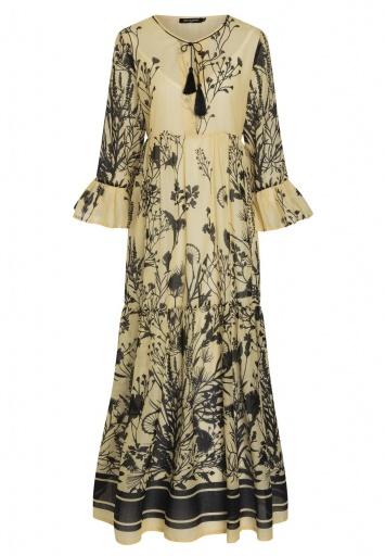 Long Boho Dress Carra