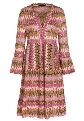 Tiered Dress Cilea