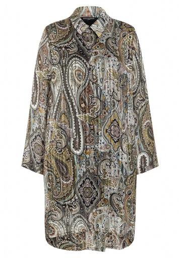 Shirt Dress Efgine