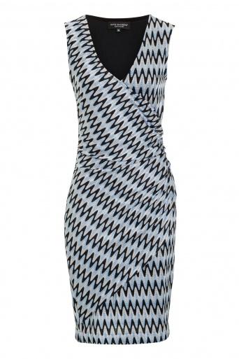AnaAlcazar Wrap Dress Mailaris