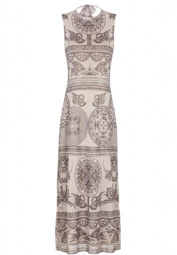 Ana Alcazar Maxi Dress Fremonea