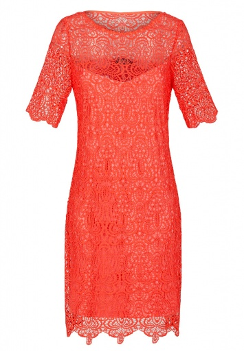 Ana Alcazar Lace Dress Flaria