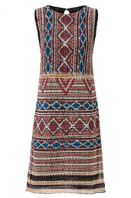 ana alcazar A-Shaped Dress Analeary