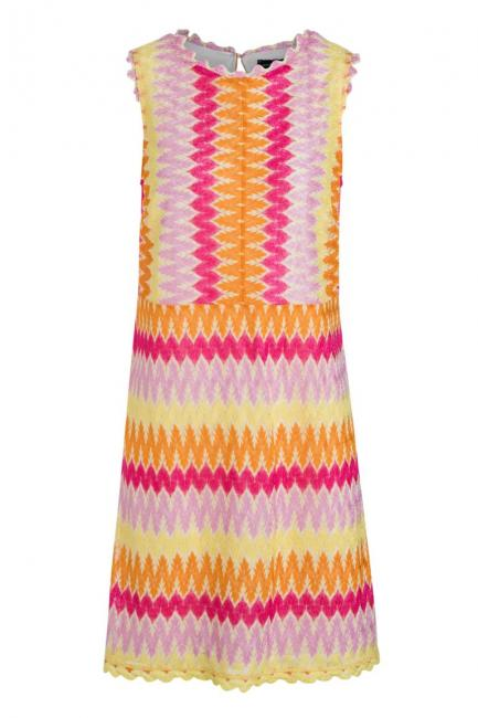 Ana Alcazar A-Shaped Knitted Dress Nasmin