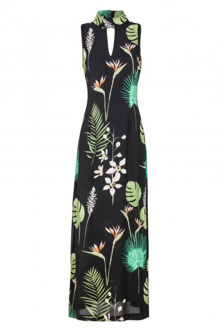 Ana Alcazar Maxi Dress Fidelis