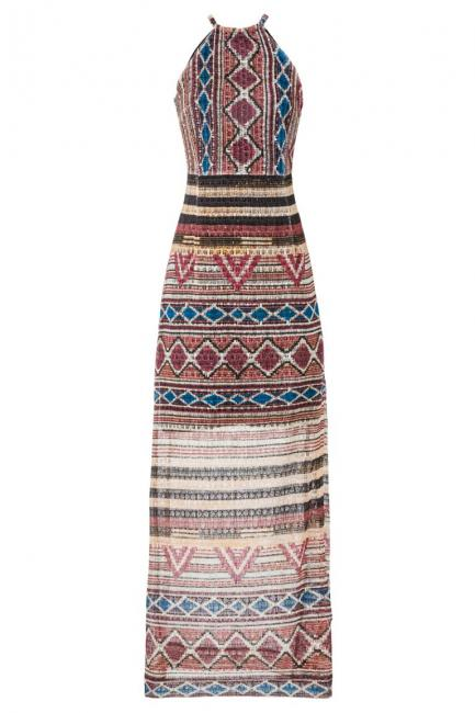 ana alcazar Maxi Dress Analensy