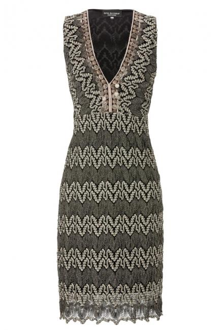 ana alcazar Shift Dress Aydendust