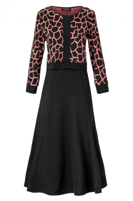 ana alcazar Sixties Dress Zeromonea