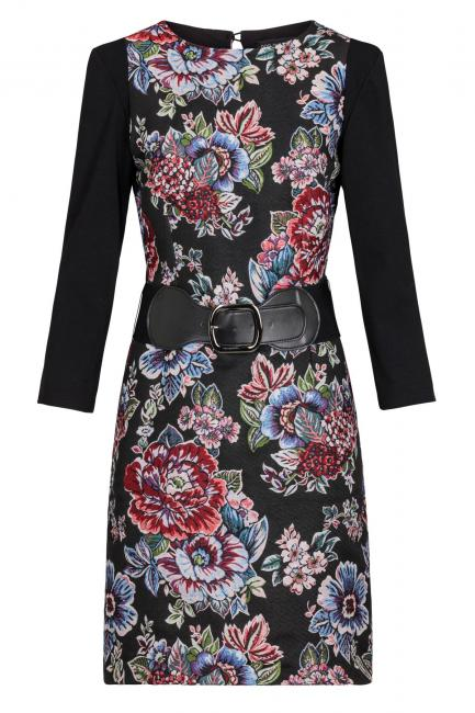 Ana Alcazar Flower Dress Kyris
