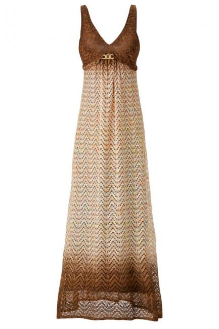 ana alcazar Maxi Dress Adema